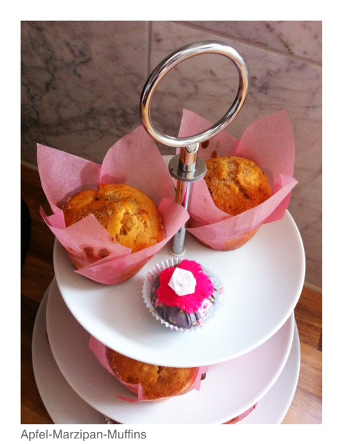 Marzipan-Apfel-Muffins1